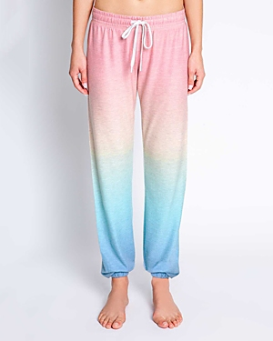 Pj Salvage Rainbow Ombre Sleep Jogger Pants-Women