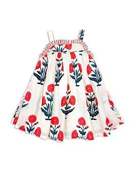 Pink Chicken - Girls' Renata Floral Print Dress - Little Kid