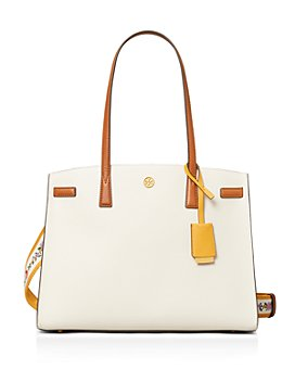 Tory Burch - Walker Color Blocked Satchel