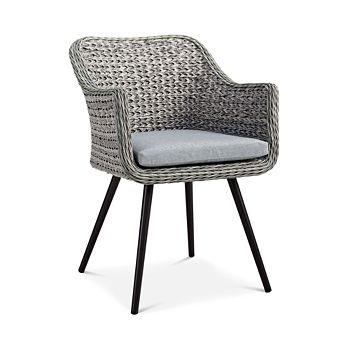Modway - Endeavor Outdoor Patio Wicker Rattan Dining Armchair