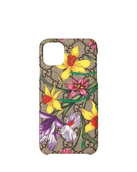 Gucci - GG Flora iPhone 11 Pro Max Case