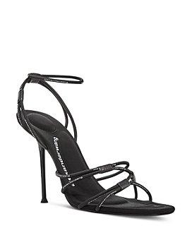 Alexander Wang - Women's Sienna Strappy High Heel Sandals
