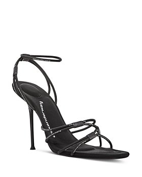 Alexander Wang - Women's Sienna Strappy High Heel Sandals