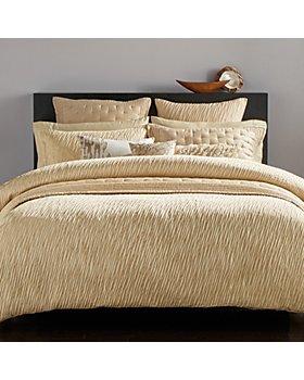 Donna Karan - Gold Dust Bedding Collection