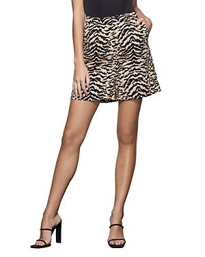 Good American Zebra Print Shorts-Women