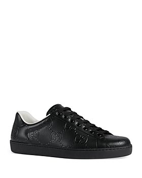 Gucci - Men's Ace GG Embossed Sneakers