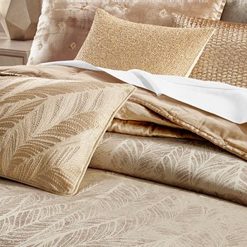 Hudson Park Collection - Ethereal Bedskirt, Queen - 100% Exclusive