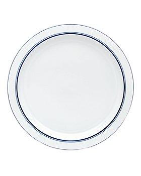 "Dansk - ""Bistro® Christianshaven Blue"" Dinner Plate"