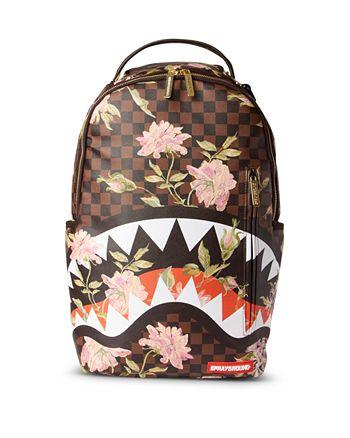 Sprayground - Girls' Shark Flower Backpack