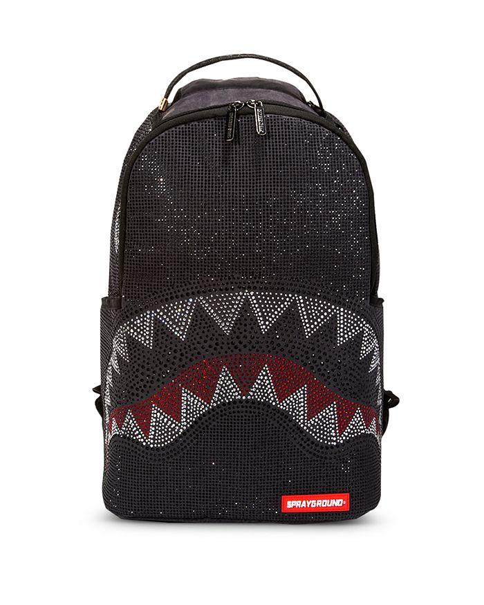 Sprayground - Unisex Trinity Shark Embellished Backpack