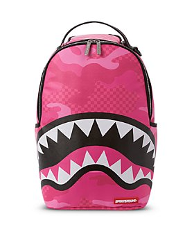 Sprayground - Girls' Anime Camo Print Backpack