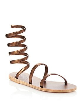 Ancient Greek Sandals - Women's Ofis Spiral Strap Sandals