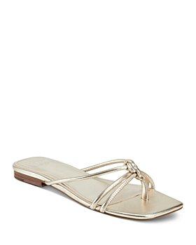 Marc Fisher LTD. - Women's Monty Square-Toe Thong Sandals