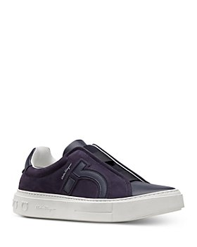 Salvatore Ferragamo - Men's Tasko Slip On Sneakers