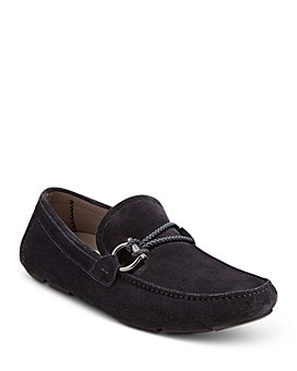 Salvatore Ferragamo - Men's Slip On Driver Moccasins