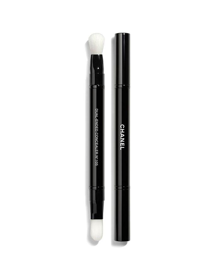 CHANEL - LES PINCEAUX DE CHANEL Retractable Dual-Ended Concealer Brush N°105