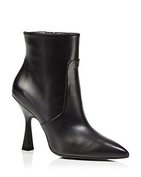 Stuart Weitzman - Women's Melena 100 Pointed Booties