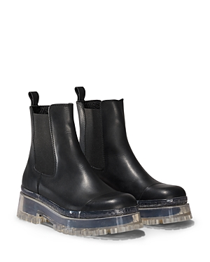 Marc Jacobs WOMEN'S THE STOMPER BOOT CHELSEA BOOTS