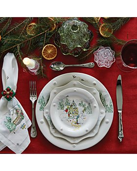 Juliska - Berry & Thread North Pole Dinnerware Collection