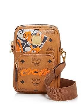 MCM - Berlin Bear Medium Crossbody