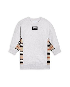 Burberry - Girls' Wanda Icon Stripe Sweatshirt - Little Kid, Big Kid
