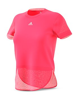 Adidas - Mesh Panel Training Tee