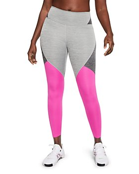 Nike - One Color Blocked 7/8 Tights