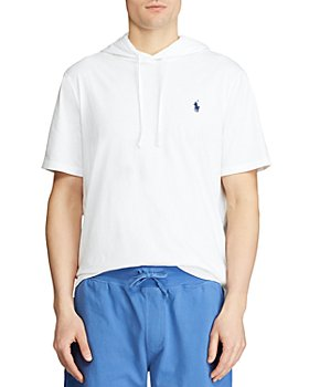Polo Ralph Lauren - Cotton Jersey Short Sleeve Hooded T-Shirt