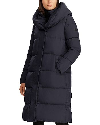 Ralph Lauren - Pillow Collar Down Coat
