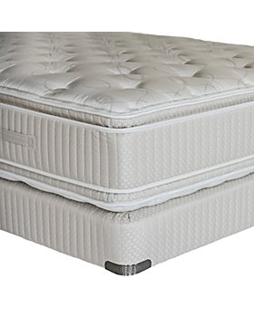 Shifman - Metropolitan Stanton Pillow Top Mattress Collection Twin Mattress & Boxspring Set - 100% Exclusive