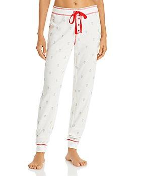 PJ Salvage - Skull Print Thermal Pajama Pants - 100% Exclusive