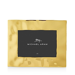 Michael Aram Reflective Gold Frame 5 x 7 - 100% Exclusive