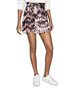 REISS - Josephine Printed Mini Skirt