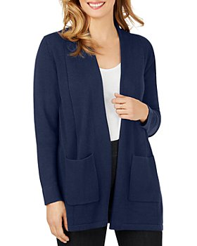 Foxcroft - Bethanie Open Front Cardigan