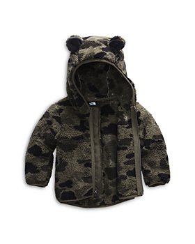 The North Face® - Unisex Campshire Printed Bear Hoodie - Baby