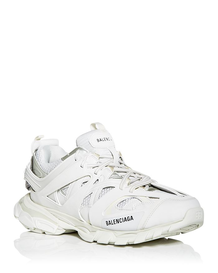 Balenciaga - Men's Track Low Top Sneakers