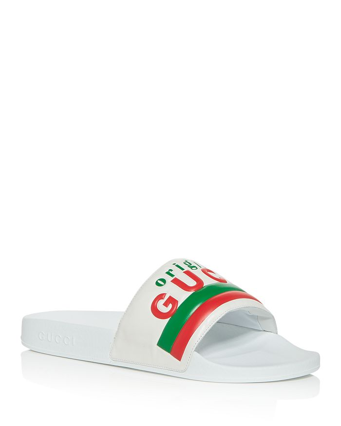 Gucci - Men's Pursuit Slide Sandals