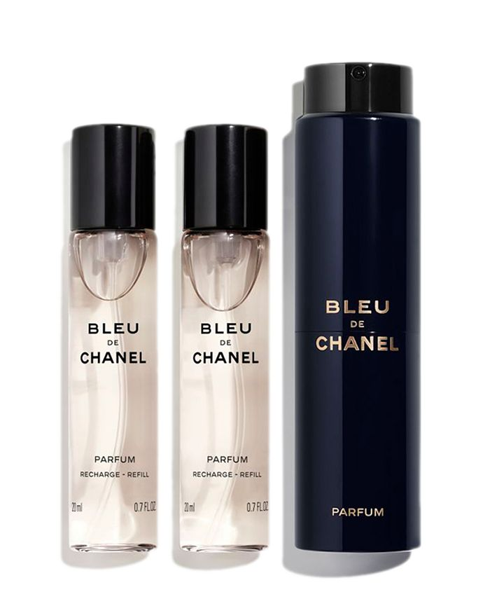 CHANEL - BLEU DE CHANEL Parfum Twist & Spray Set