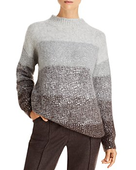 Fabiana Filippi - Ombre Striped Sweater
