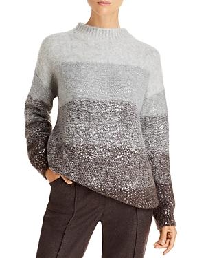 Fabiana Filippi Ombre Striped Sweater-Women