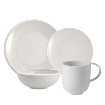 Villeroy & Boch - New Moon 4 Piece Place Setting