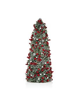 """Salzburg Creations - 18"""" Silver Winterberry Tree - 100% Exclusive"""