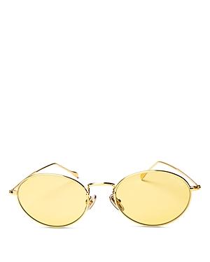 Unisex Georgetown Oval Sunglasses 52mm