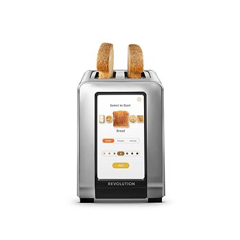 Revolution Cooking - 2-Slot High Speed Smart Toaster