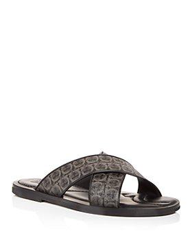 Salvatore Ferragamo - Men's Sion Slide Sandals