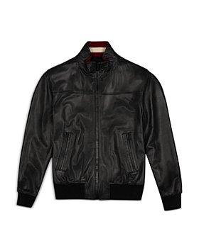 Bally - Leather Jacket