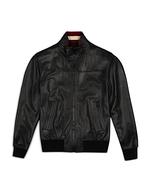 Bally Leather Jacket-Men