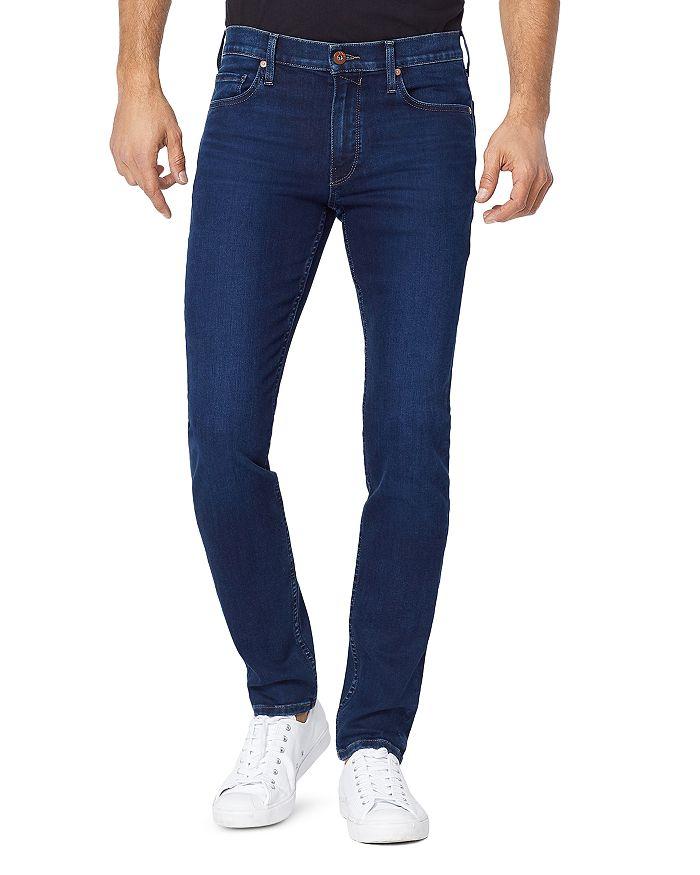 Paige Lennox Slim Fit Skinny Jeans In Mayfair