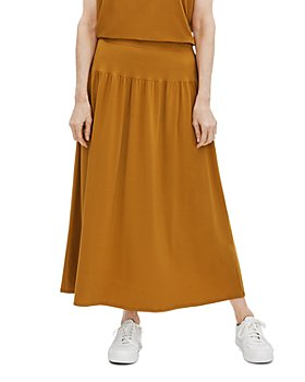 Eileen Fisher - Flared Pull On Skirt