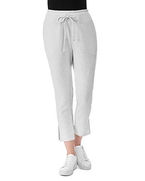 Pascale Cropped French Terry Pants